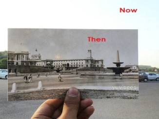 cover - This Guy's Then & Now Pictures of Delhi Is The Best Thing On The Internet.!!
