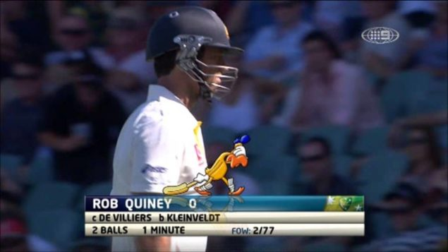 """1-Here's How """"Duck Out"""" Made Its Way Into Cricket.!!"""