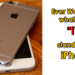 What Does 'I' in iPhone Means? Check It Out Here.!!